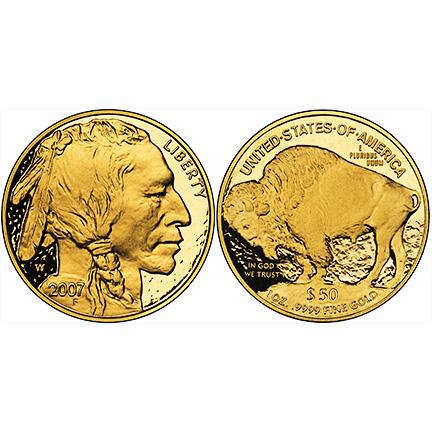 gold buffalo both sides